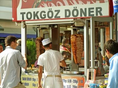 Döner in Antalya