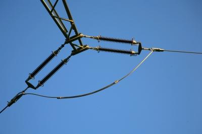 Strom-Verbindung