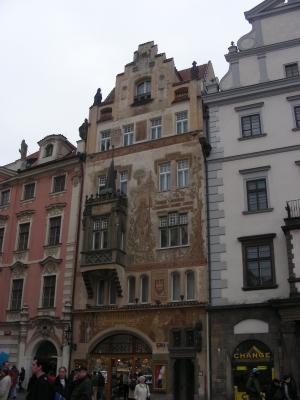zum Storch in Prag