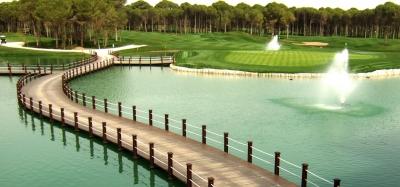 Sueno-Golfressort, Belek