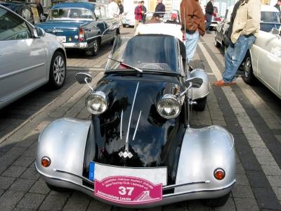 Messerschmitt Coupe