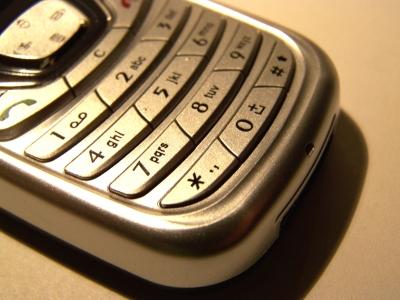 Tastatur Handy