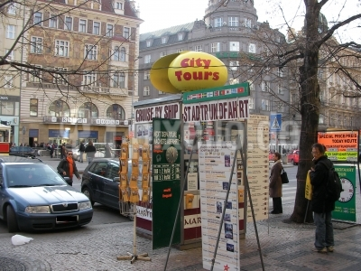 Stadtrundfahrten in Prag