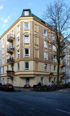 Eckhaus - Weckmannweg 2