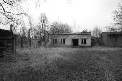 altes Kasernengebiet