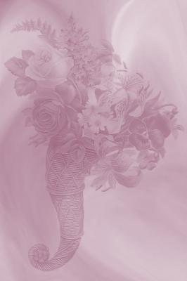 Hintergrund - Füllhorn mit Blumen