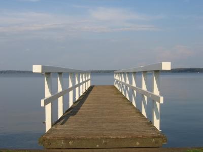 Anlegebrücke