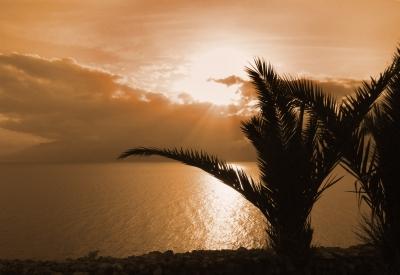Sonnen- und Wolkenspektakel