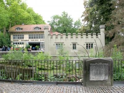 Bärengraben in Bern