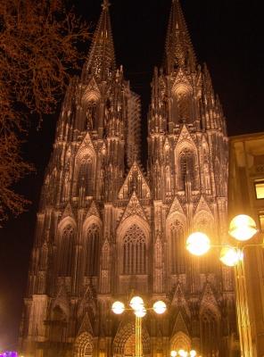 Köln am Rhein - Kölner Dom