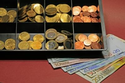 kleines und großes Geld