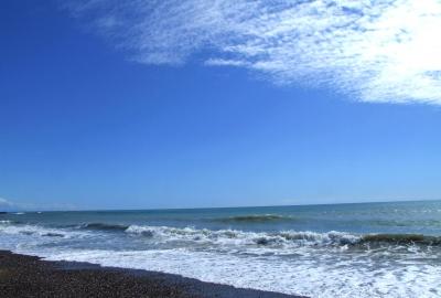 Urlaubsfrische am Strand