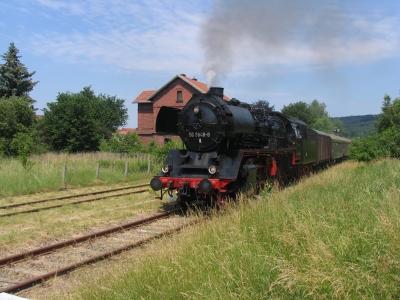 Waldenburg Museumsbahn