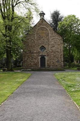 Kapelle, Alter Friedhof in Bonn