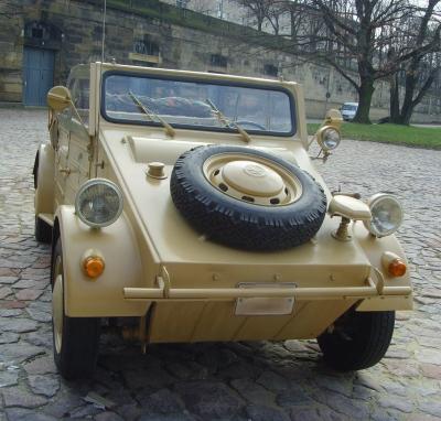 Afrika in Dresden - Kübelwagen I