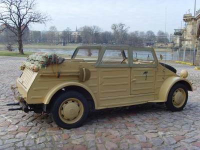 Afrika in Dresden - Kübelwagen II