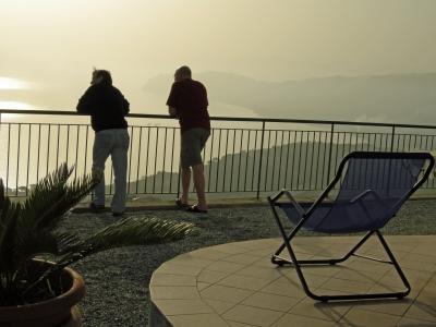Morgenlicht auf Sizilien