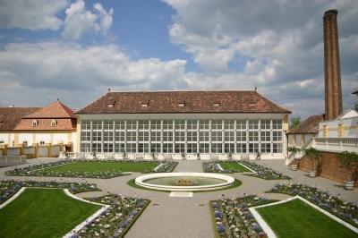 Orangerie Schloß Hof