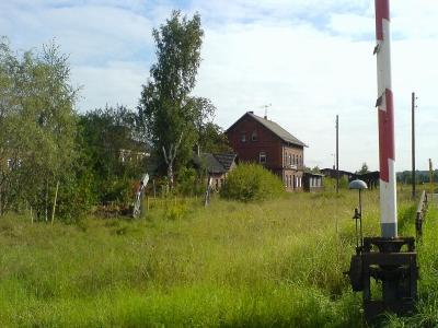 Bahnhof oder Weideland