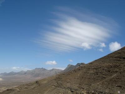 Streifenwolken