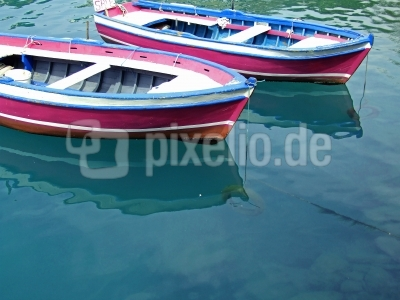 Boote für Farbliebhaber