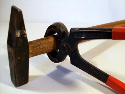 hammer zange 8