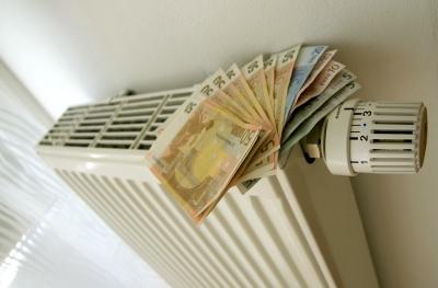 Geld verheizen