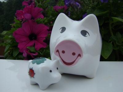 Glücksschwein 1