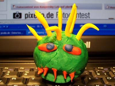 Böser, böser Virus!