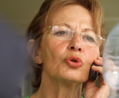 Frau am Telefon_1