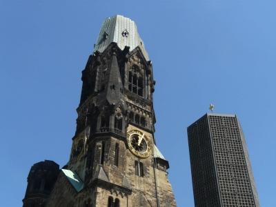 Gedächniskirche in Berlin