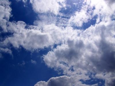 Schöne Wolkenformation 3