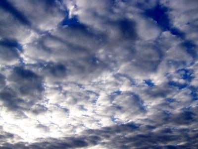 Wolkenformation 2