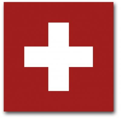 Flagge | Fahne: Schweiz