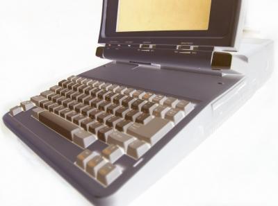 Laptop Oldtimer