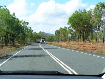 Auf dem Weg von Cooktown  nach Mareeba 2