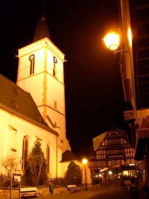 The Old Village Lantern