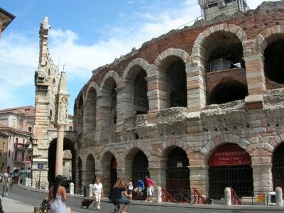 Italien - Arena di Verona