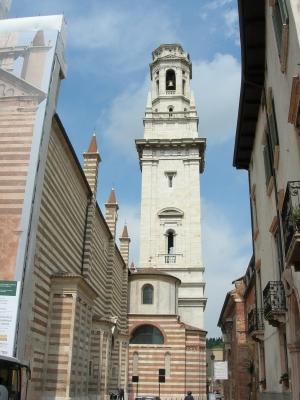 Italien: Verona - Dom Santa Maria Matricolare