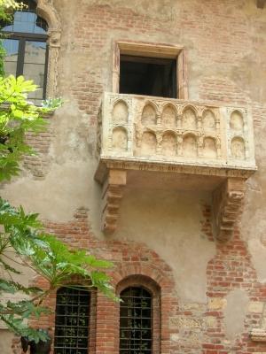 Italien: Verona - Casa di Giulietta 1