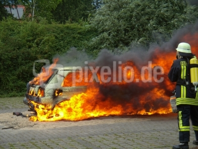 Burning Golf (2)