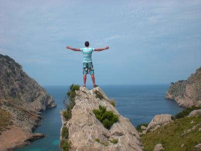 Feel the wind beneath my wings II