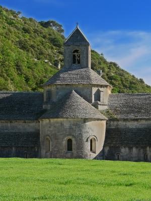 Provence - Abbaye Notre-Dame de Sénanque