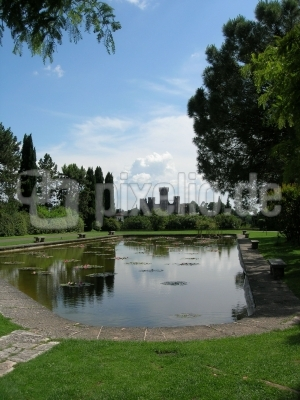 Parco Giardino Sigurta / Veneto / Italien