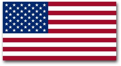 Flagge   Fahne: USA