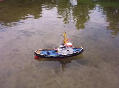 Modellwasserfahrzeug