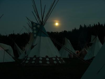 Indianerlager VI