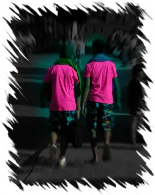 Pinkmen