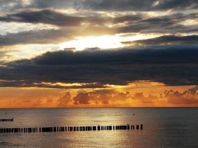 Sommerabend in Kühlungsborn 14