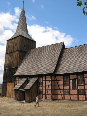 Holzkirche Klemzig